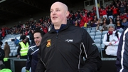 Pat Holmes (pictured) will manage Mayo alongside Noel Connolly