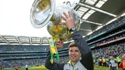 Eamonn Fitzmaurice claimed his first All-Ireland title as manager