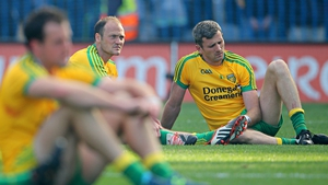 Donegal's Colm McFadden and Christy Toye ponder what might have been on Croke Park turf