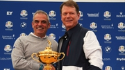 Paul McGinley and Tom Watson go to battle on Friday