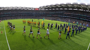 Kerry were All-Ireland football champions this year