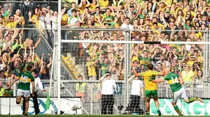 Kerry ran out deserving winners over their Ulster opponents in the decider