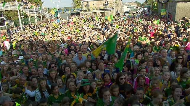 Kingdom welcomes All-Ireland heroes home