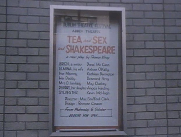 a076b9f6ad54 Tea and Sex and Shakespeare