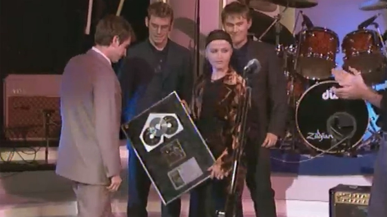 The Cranberries and Dave Fanning