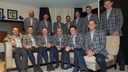 Rory McIlroy may not have practiced with Graeme McDowell but you can bet he helped picked the European suits
