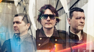 The Manics: still blazing after all these years