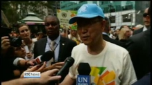 World leaders gather at UN for special one-day global climate summit