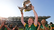 Colm Cooper: 'We have to set the bar high for ourselves'