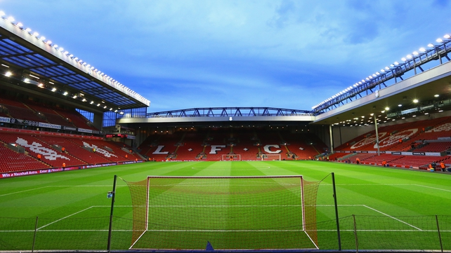 Liverpool owners freeze ticket prices