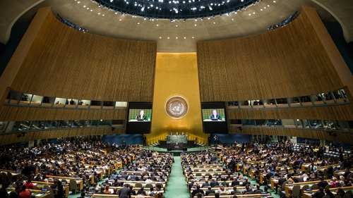 Over 120 world leaders attended the event
