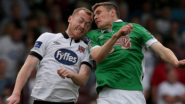 Dundalk and Cork face title showdown