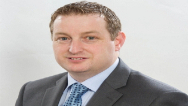 John McNulty is a businessman from Co Donegal