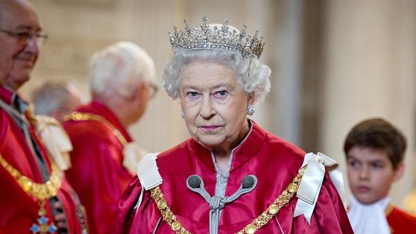 David Cameron said Queen Elizabeth purred at the result