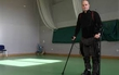 Mark Pollock - bionic suit