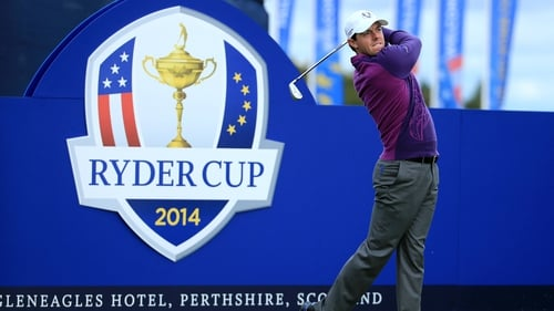 Rory McIlroy and the European team will seek to win a tenth Ryder Cup title at Glengeagles this weekend