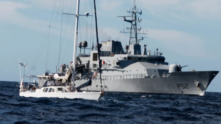 €80m cocaine haul seized off Cork coast