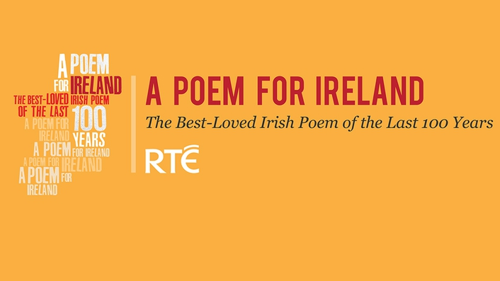Launch of RTÉ A Poem for Ireland