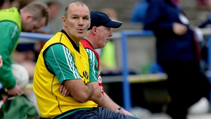 Liam McHale was part of a coaching ticket with Kevin McStay