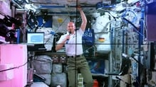 Alexander Gerst worked as a geophysicist and volcanologist before he was chosen as an ESA astronaut in 2009