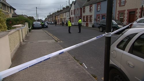 The shooting happened on Clonard Street just after 9am