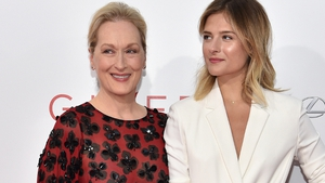Meryl Streep and daughter Louisa