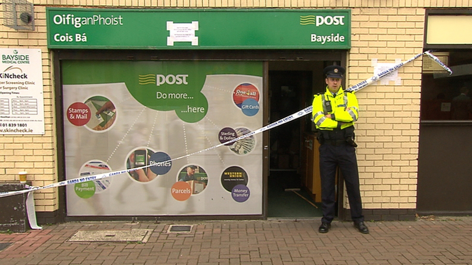 Man convicted over robbery and kidnap of postmistress