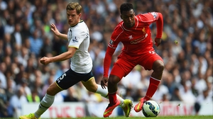 Daniel Sturridge hasn't played for Liverpool since their 3-0 win over Spurs on 31 August