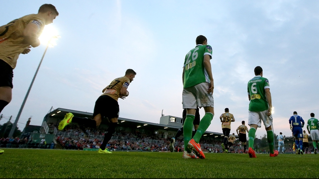 Cork primed for close encounter in Europa League