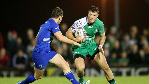 Robbie Henshaw back for Connacht after Six Nations success with Ireland