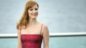 "Chastain - ""I'm not saying we don't want movies about men, I'm just saying, come on, all the men I know love women!"""