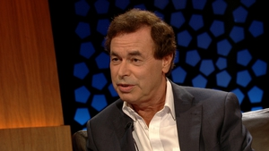 Alan Shatter was speaking on the Late Late Show