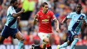 Record signing Angel Di Maria has been sidelined since Manchester United's win over Hull at the end of November