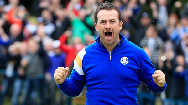 Graeme McDowell was one of the key players from 2010 to 2014 when Europe won the Ryder Cup three times in a row