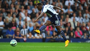 Saido Berahino scored 14 goals for West Brom in the Premier League last season