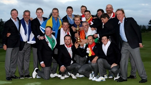 Team Europe will hope for a home win