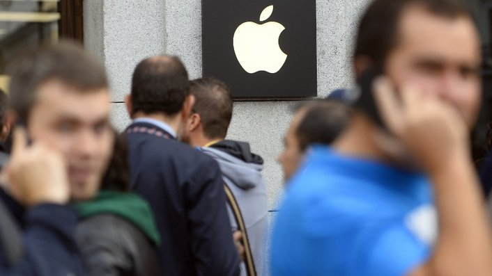 Apple accused of benefitting from 'illicit' Irish tax deals: Financial Times