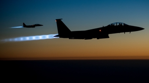 US Central Command said Abu Malik was killed on 24 January near Mosul