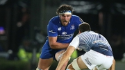 Former Leinster lock Kane Douglas bas become a Queensland Reds player