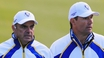 Padraig Harrington on the Ryder Cup