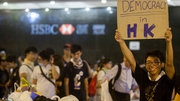 Protesters are demanding full democracy for Hong Kong