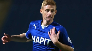 Eoin Doyle is the top scorer in England so far this season