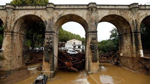 The region has been hit by record-breaking rainfall