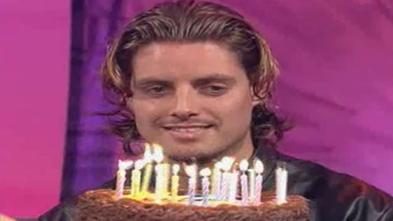 Happy 40th Birthday to Keith Duffy!