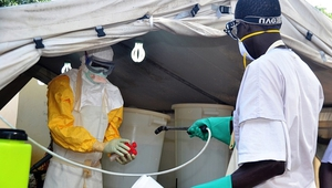 World Bank warns that if efforts to halt the spread of Ebola fails, West Africa faces a threat of economic catastrophe