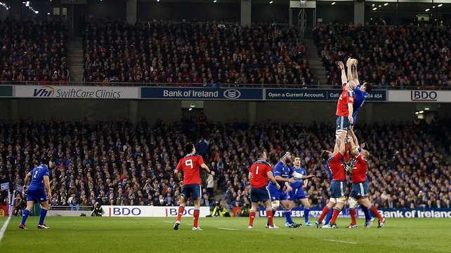 PODCAST: Munster flounder as Leinster clash looms