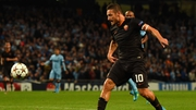 Francesco Totti prods home Roma's equaliser