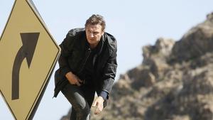 Taken 3, starring Liam Neeson