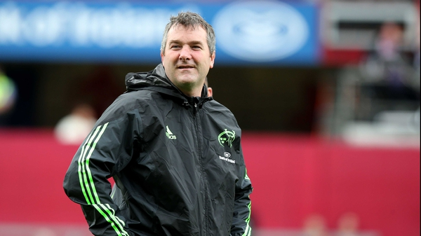 Anthony Foley already looking towards next game after big win over Leinster