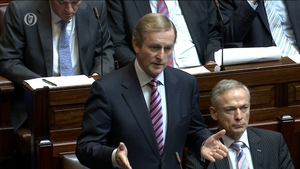 Support for Fine Gael is up four points to 28%